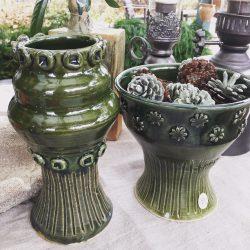 Gröna krukor