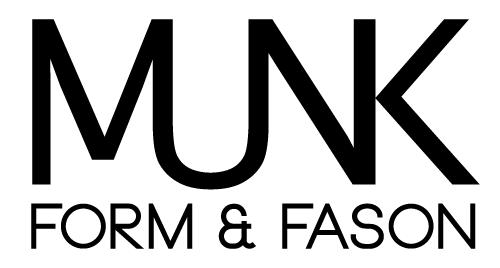 MUNK form & fason - Ulrica Elmberg